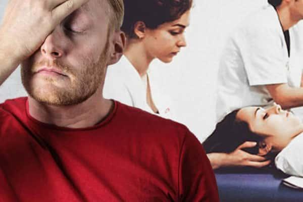 L'osteopatia per combattere l'emicrania
